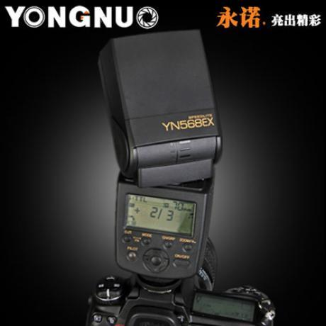 HIGH-SPPEED SYNC FLASH SPEEDLITE YN-568EX FOR NIKON