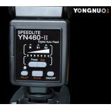 YONGNUO FLASH SPEEDLIGHT YN-460 II