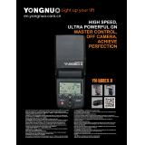 YONGNUO master control flash speedlight YN-568EXII...