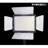 3200k-5500k Color Temperature Adjustable LED Video Light YN600