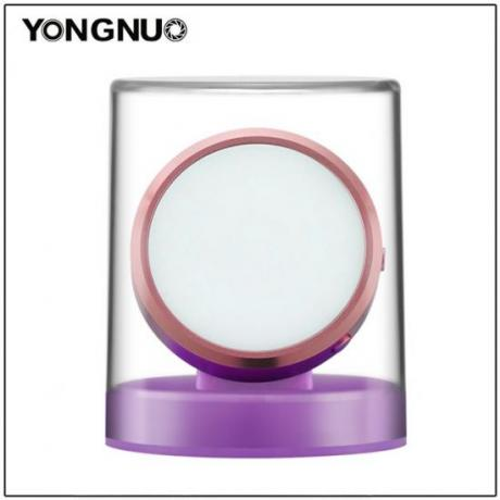 Yongnuo YN06 LED Auto Flash Light Portable Pocket for Iphone 6 6s Plus Gold/Silver/Grey/Rose gold