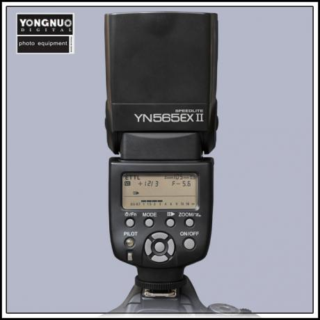 Yongnuo YN-565EX II TTL Flash Speedlite for Canon