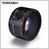 Small Lens with Super Bokeh Effect  YONGNUO YN50mm F1.8 II