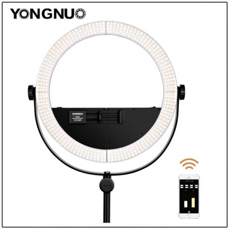 Two-in-one LED video light YONGNUO YN508(3200-5500k)