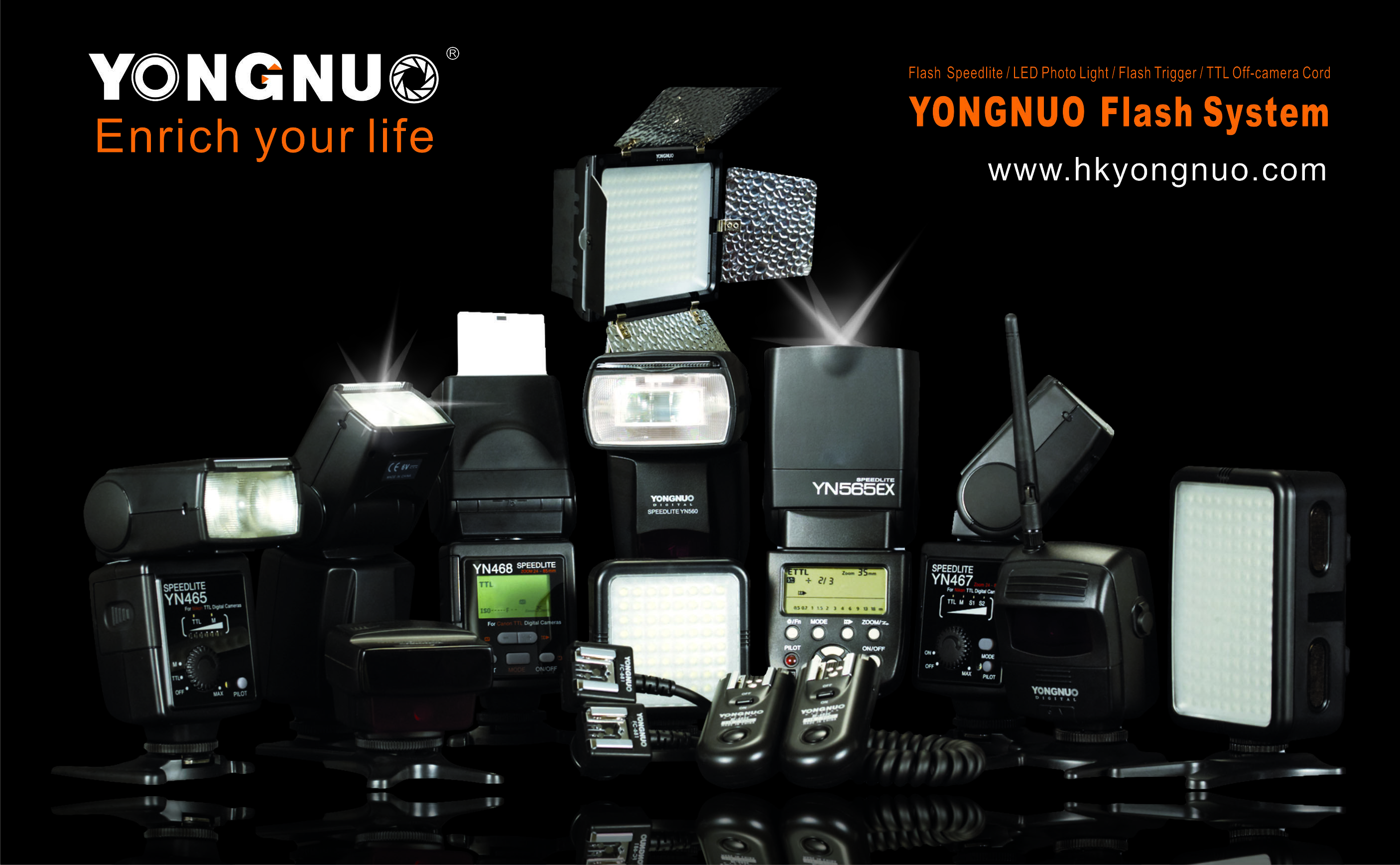 Yongnuo Photographic equipment Co.,Ltd